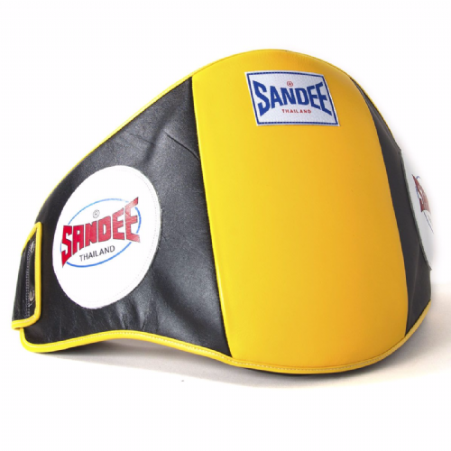 Sandee Belly Pad Black/Yellow